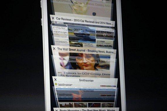 Apple IOS 7yi Tanıttı 16