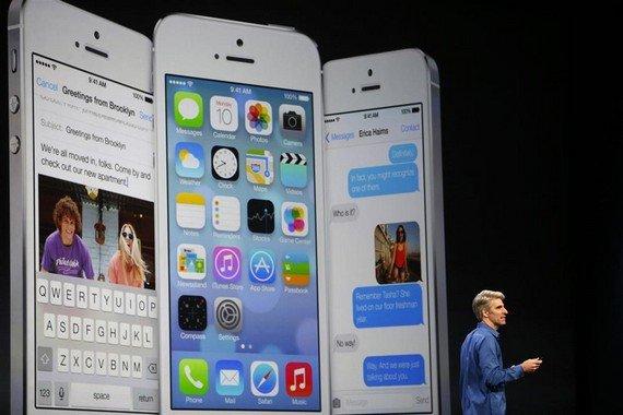 Apple IOS 7yi Tanıttı 2