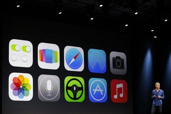 Apple IOS 7yi Tanıttı 4