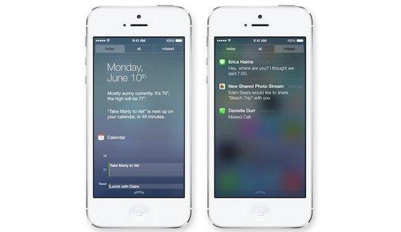 Apple IOS 7yi Tanıttı 6