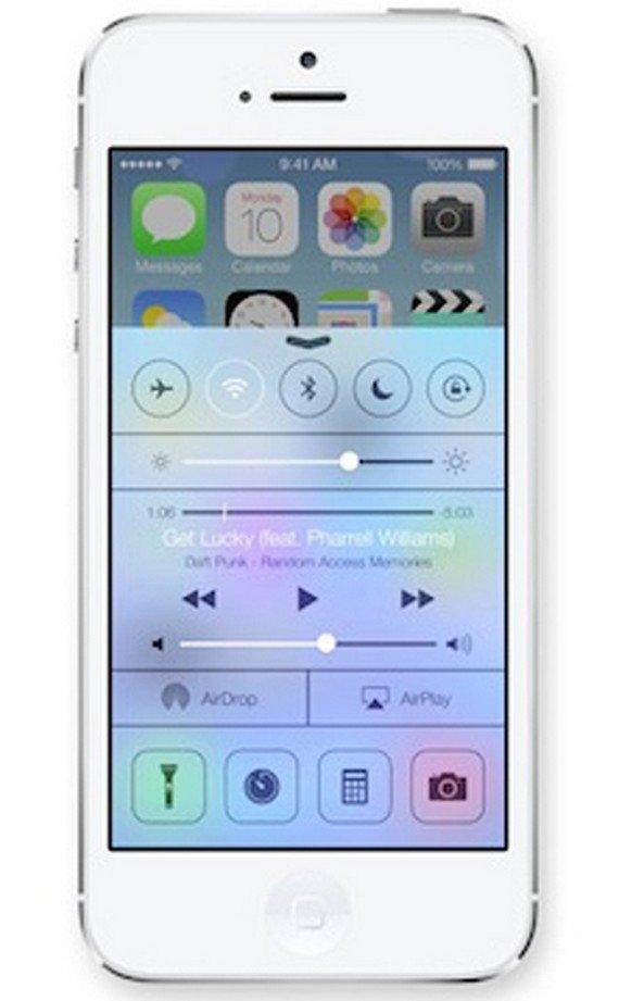 Apple IOS 7yi Tanıttı 7
