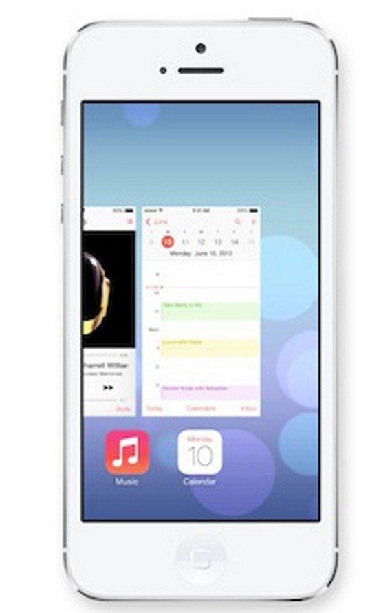 Apple IOS 7yi Tanıttı 8