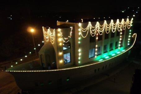 Gemi şeklinde Camii 15