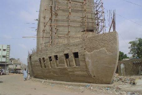 Gemi şeklinde Camii 4
