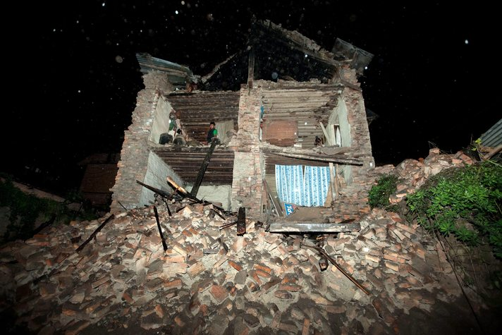 Hindistan depremi 1
