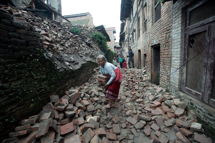 Hindistan depremi 2