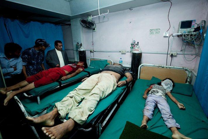 Hindistan depremi 7