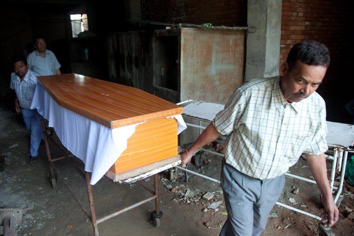 Hindistan depremi 8