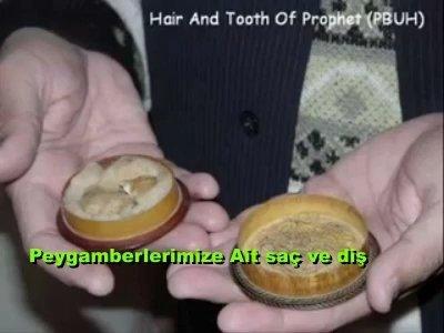 Peygamberimiz (S.A.V)in kişisel eşyaları 32