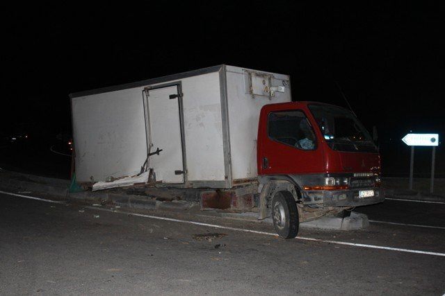 Gurbetçi aile kaza kurbanı : 3 ölü 3