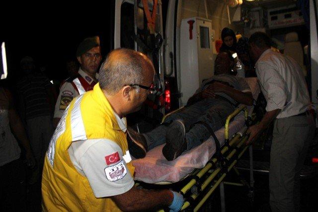 Gurbetçi aile kaza kurbanı : 3 ölü 7