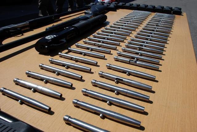 Konyada suikast silahı operasyonu 1