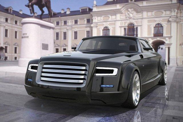 Bu Araba Vladimir Putin için Tasarlandı 13