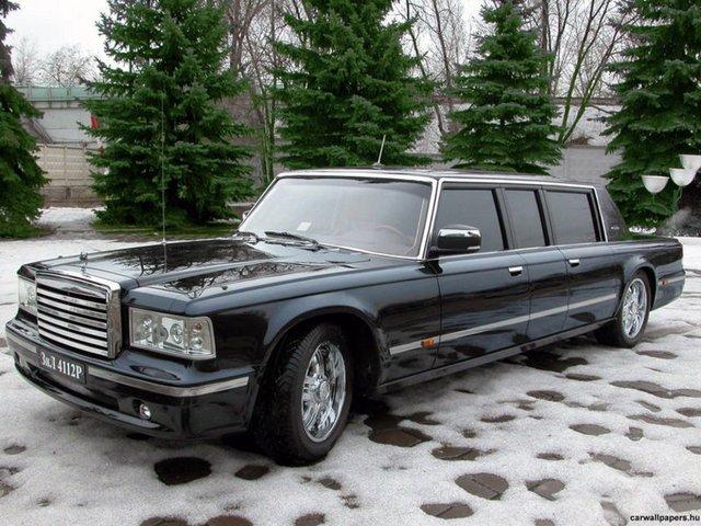 Bu Araba Vladimir Putin için Tasarlandı 2
