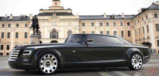 Bu Araba Vladimir Putin için Tasarlandı 3