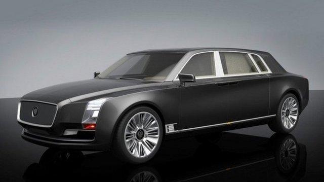 Bu Araba Vladimir Putin için Tasarlandı 7