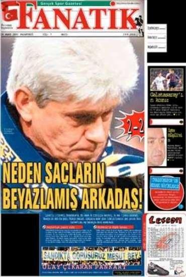 Unutulmayan gazete manşetleri 23