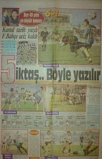Unutulmayan gazete manşetleri 37