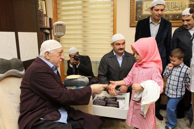 Reuters Fethullah Gülenin evini görüntüledi! 12