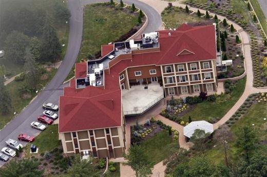 Reuters Fethullah Gülenin evini görüntüledi! 5