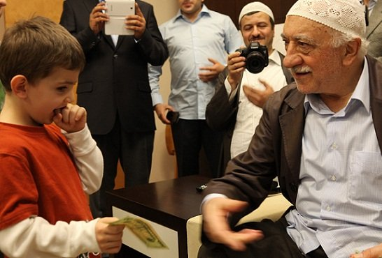 Reuters Fethullah Gülenin evini görüntüledi! 9