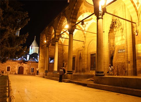 Mevlana Müzesi ve Selimiye Camii 5