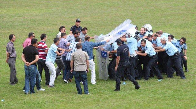 Polise Çevik Kuvvet Eğitimi 10