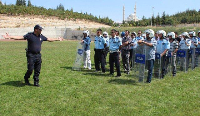 Polise Çevik Kuvvet Eğitimi 2