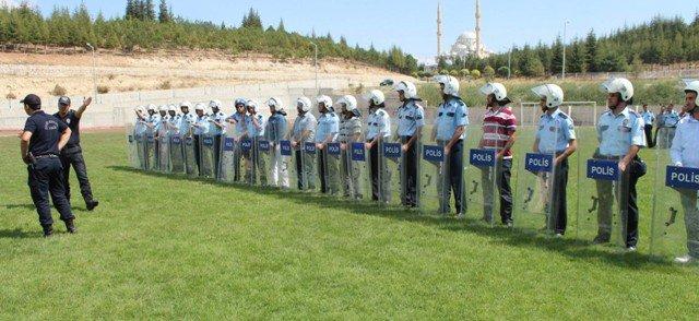 Polise Çevik Kuvvet Eğitimi 3