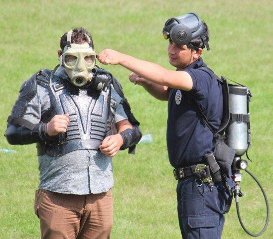 Polise Çevik Kuvvet Eğitimi 5