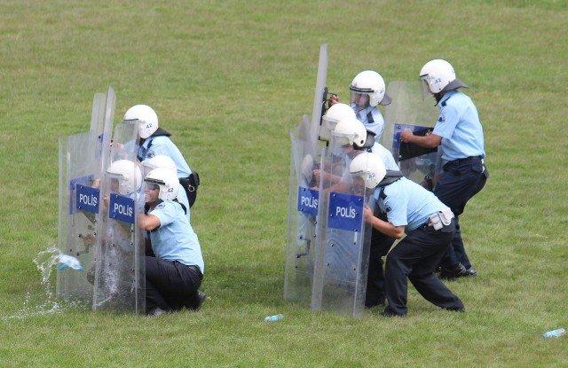 Polise Çevik Kuvvet Eğitimi 7