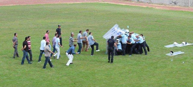 Polise Çevik Kuvvet Eğitimi 9