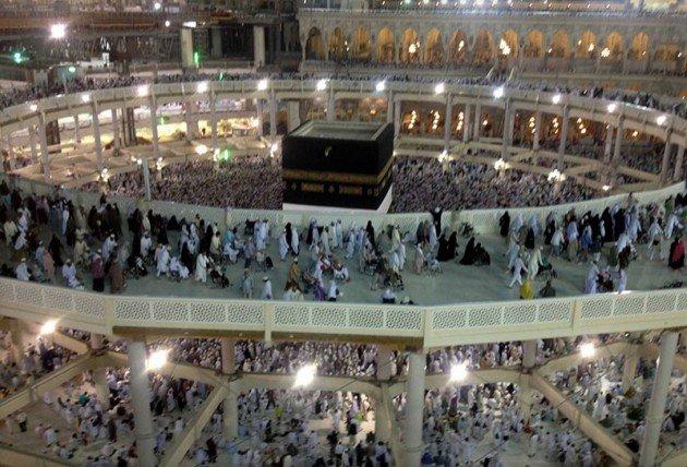 Kutsal topraklarda 130 bin kişilik dev hazırlık 2