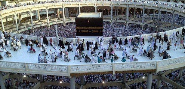 Kutsal topraklarda 130 bin kişilik dev hazırlık 3
