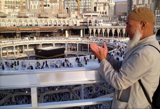 Kutsal topraklarda 130 bin kişilik dev hazırlık 4