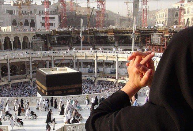 Kutsal topraklarda 130 bin kişilik dev hazırlık 7