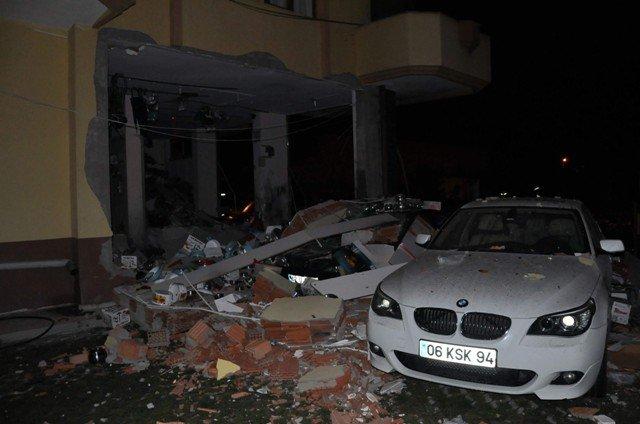Akşehirde kalorifer kazanı bomba gibi patladı 3