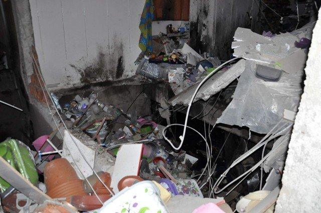 Akşehirde kalorifer kazanı bomba gibi patladı 4