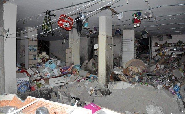 Akşehirde kalorifer kazanı bomba gibi patladı 7