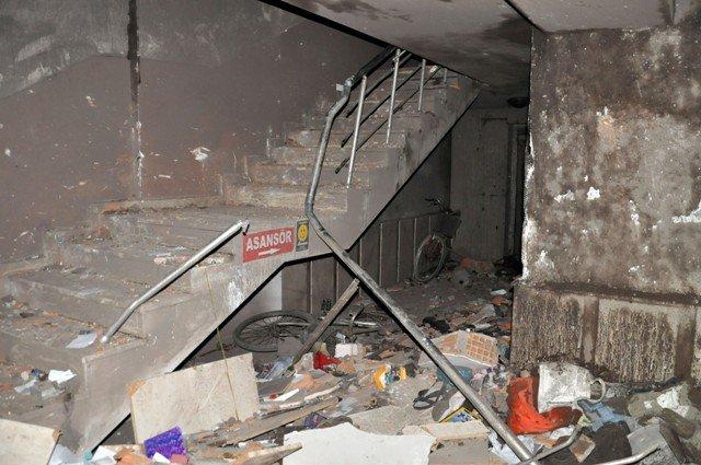 Akşehirde kalorifer kazanı bomba gibi patladı 9