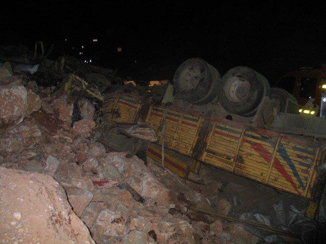 Konyada feci kaza: 3 ölü 1