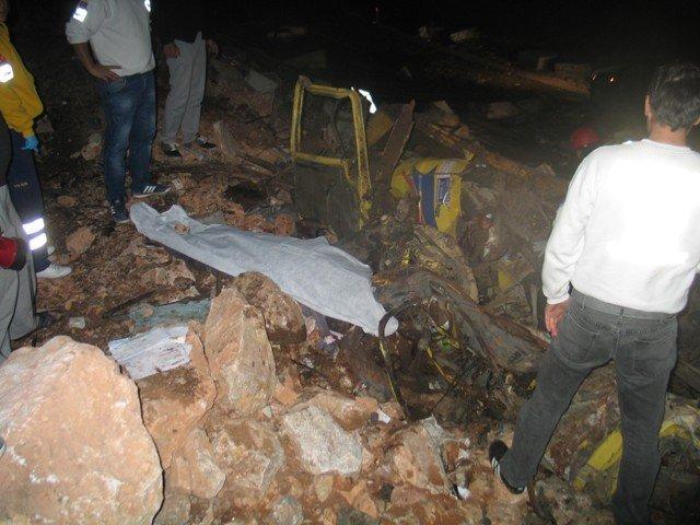 Konyada feci kaza: 3 ölü 2