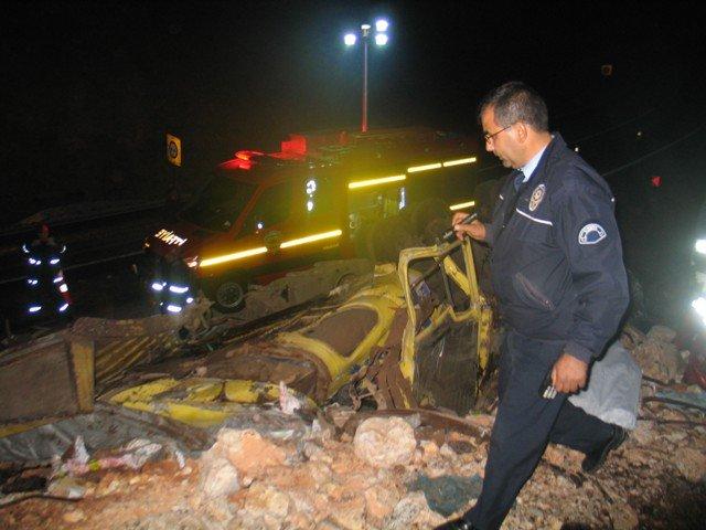 Konyada feci kaza: 3 ölü 3