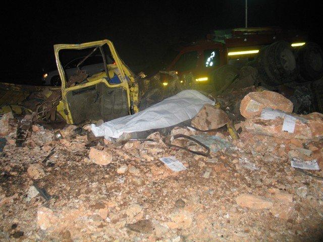 Konyada feci kaza: 3 ölü 5