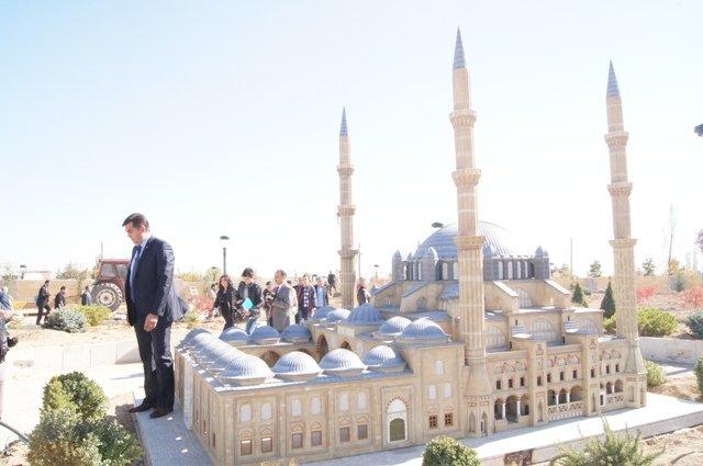 Türkiyenin ilki Meramda 1
