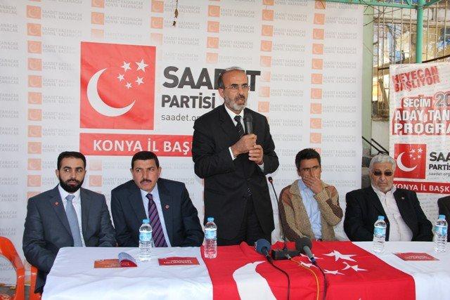 Ali Sait Öge, adaylığını açıkladı 1