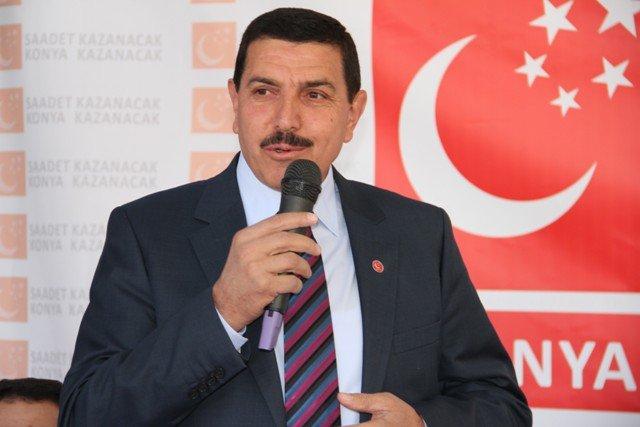 Ali Sait Öge, adaylığını açıkladı 2