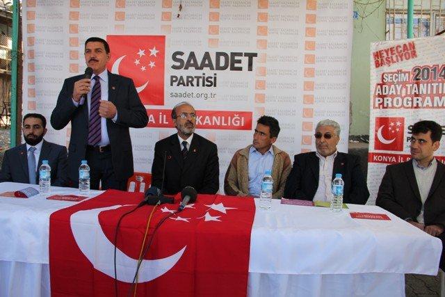 Ali Sait Öge, adaylığını açıkladı 3