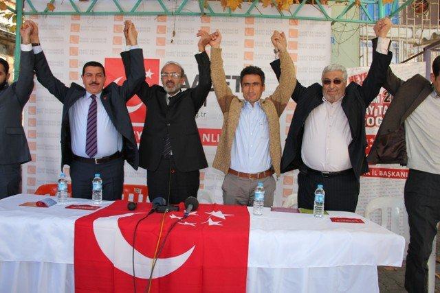 Ali Sait Öge, adaylığını açıkladı 4
