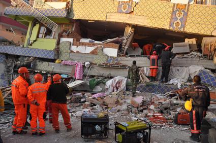 Van depremi 20